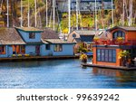 Houseboats And Floating Homes...