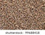 cumin seeds texture  full frame ... | Shutterstock . vector #99688418