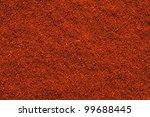 ground paprika texture  full... | Shutterstock . vector #99688445