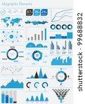 detail infographic vector... | Shutterstock .eps vector #99688832