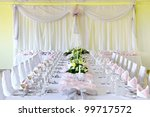 decorative placemats on the...   Shutterstock . vector #99717572