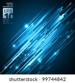 abstract vector backgrounds | Shutterstock .eps vector #99744842
