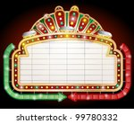 vector illustration of retro...   Shutterstock .eps vector #99780332