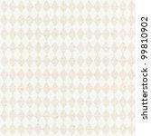 seamless retro harlequin... | Shutterstock . vector #99810902