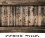 Old Wood Boards  Vintage...