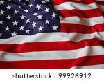 us flag | Shutterstock . vector #99926912