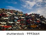 A Lot Of Used Cars In The...