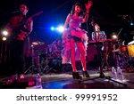seattle   april 10  ... | Shutterstock . vector #99991952