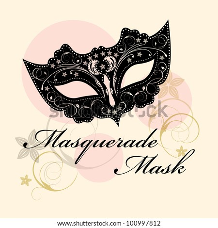 masks for a masquerade vector