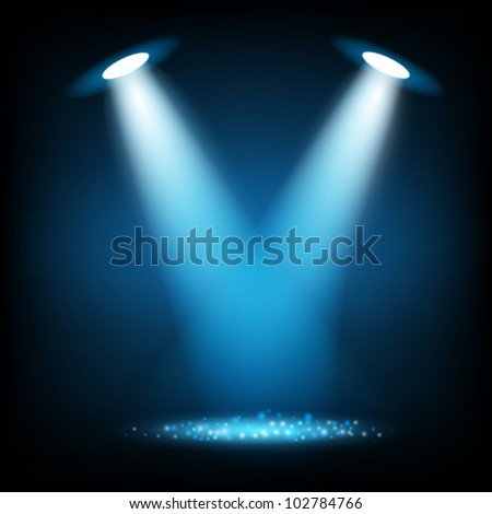 vector reflector lights design