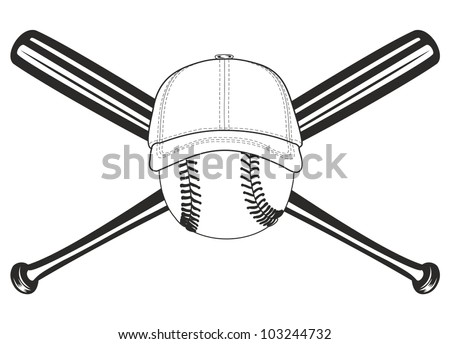 Baseball bat vector free vector download (463 Free vector) for ...