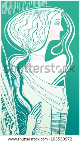 undine mythological character