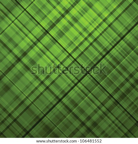 wallace tartan green background