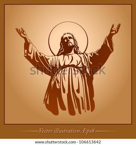 stock-vector-jesus-christ-blessing-christianity