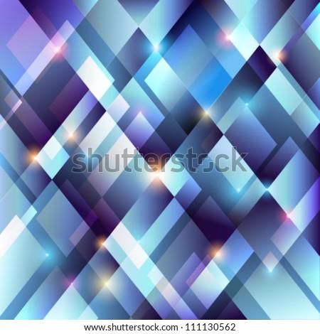 crystal blue background