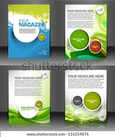 stock-vector-set-of-presentation-of-flyer-design-content-background