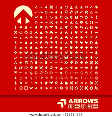 arrows great collection