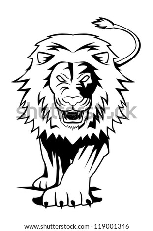 Vector Head Lion Roar Free Download 2 066 For Rh All
