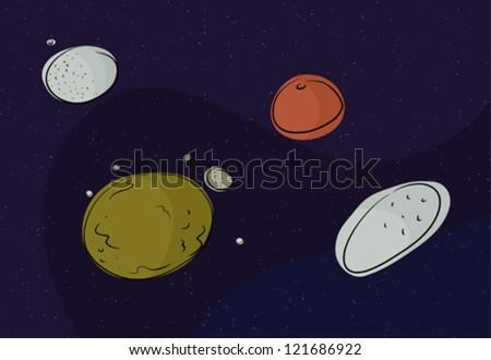 pluto dwarf planet clipart - photo #31