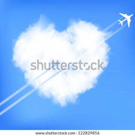 heart of the cloud
