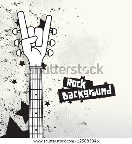 rock background  vector