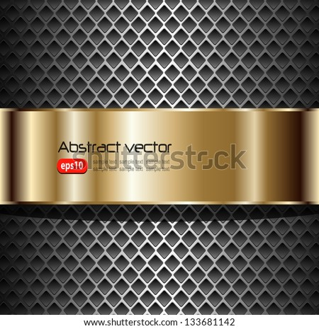 background elegant metallic