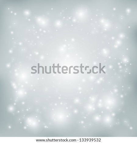 bright holiday abstract
