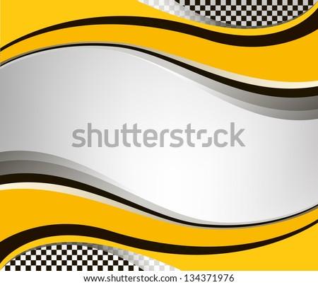vector checkered racing flag