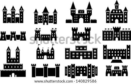 castle icons
