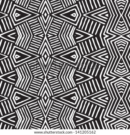vector african pattern