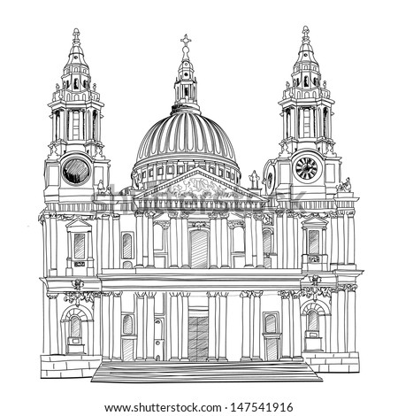Coloring Pages Of Mexican Cathedral