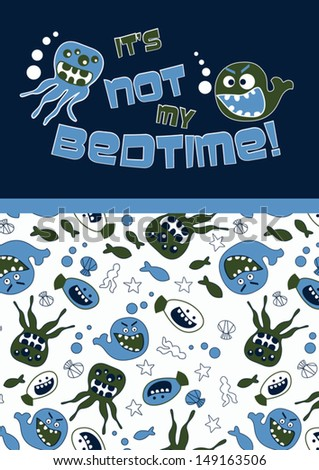 bedtime creatures illustrator