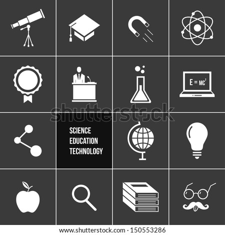 vector science education and