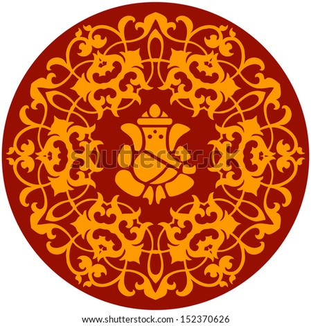 god ganesha design  vector