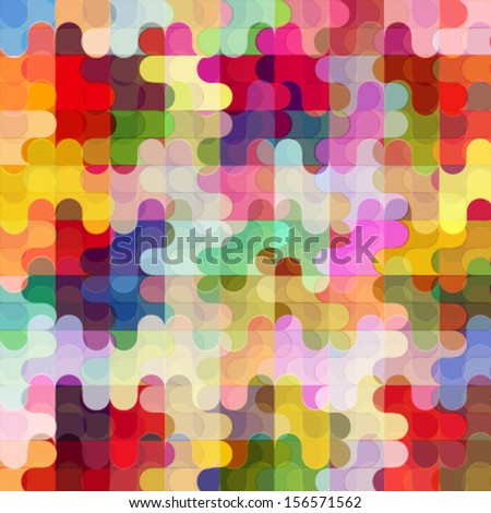 abstract colorful artistic