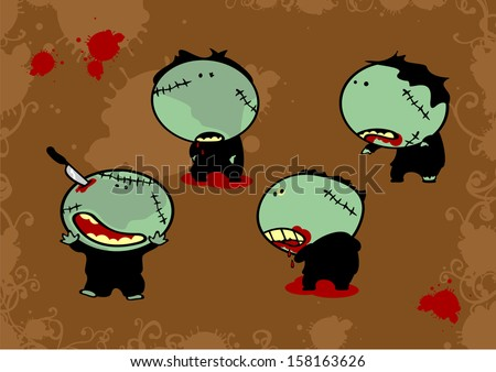 funny kids  72   zombies