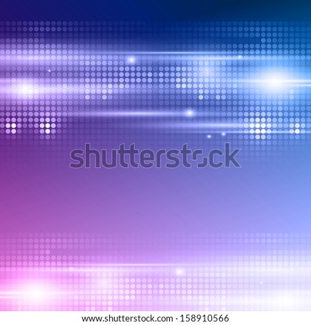 disco vector background