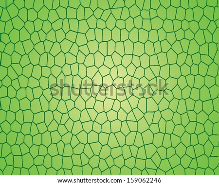 vector green leaf background