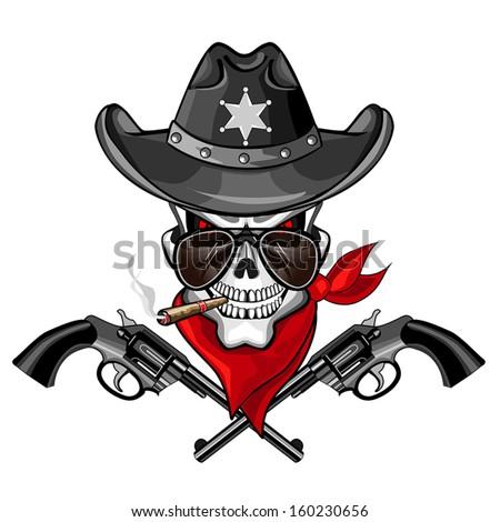skull sheriff
