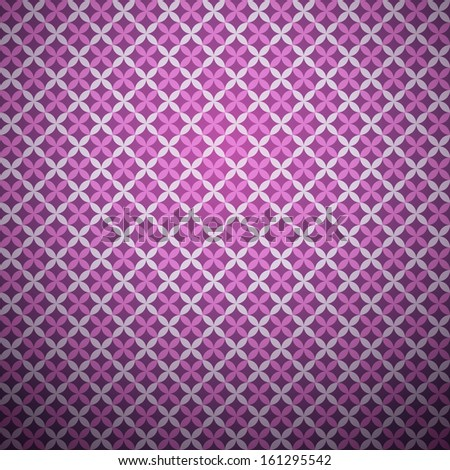 lavender vector seamless