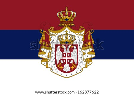 original and simple serbia