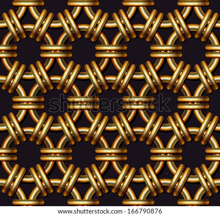 metal armor pattern vector