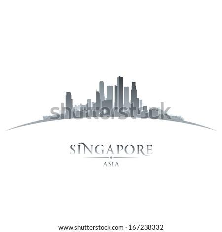 singapore asia city skyline