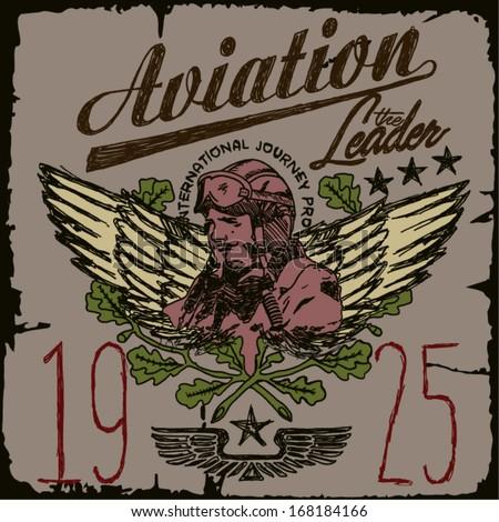 aviation leader vector