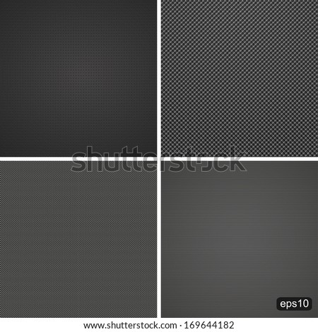 dark vector texture set of