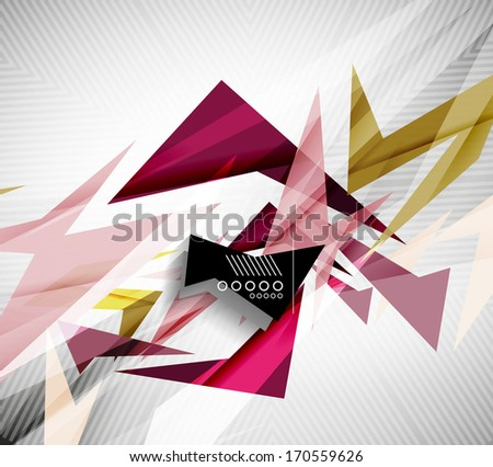 motion geometric shapes   rapid
