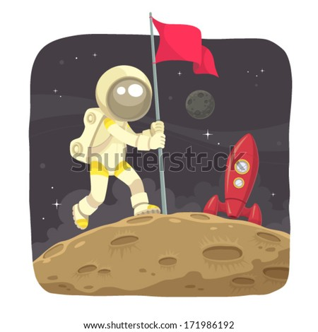 space adventurer astronaut