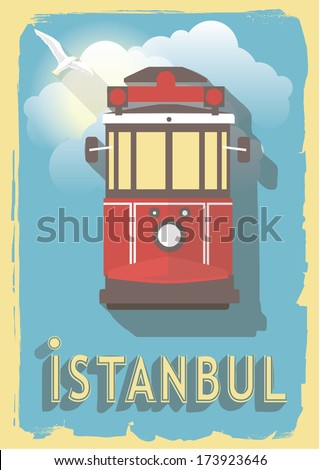vector illustration railway of
