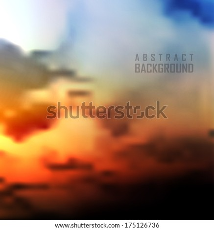 abstract background shadows