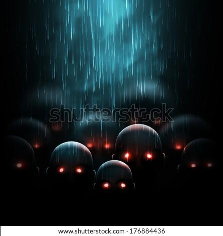 zombie apocalypse  mystic